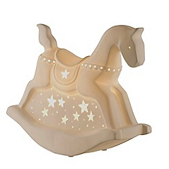 Belleek Living - Rocking horse luminaire