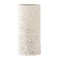 Belleek Living - White Daisies Luminaire