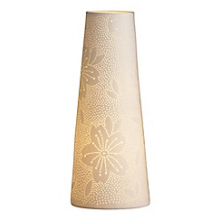 Belleek Living - Hibiscus Luminaire lamp