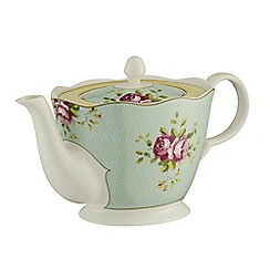 Aynsley China - Archive rose teapot