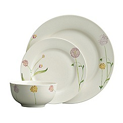 Aynsley China - Bloom 12 piece set