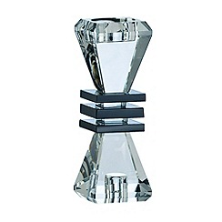 Galway Living - Deco candlestick -small