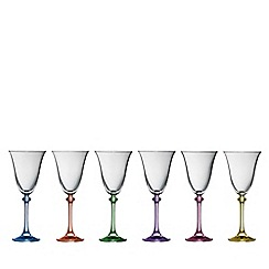 Galway Living - Liberty party pack of six wine goblets