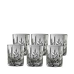 Galway Living - Galway crystal abbey dof (set of 6)
