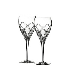 Galway Living - Mystique pair of wine glasses