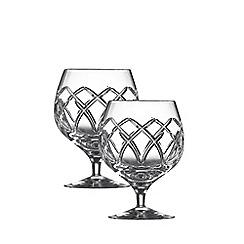 Galway Living - Mystique pair of brandy glasses