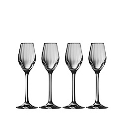 Galway Living - Erne set of four sherry/liqueur glasses