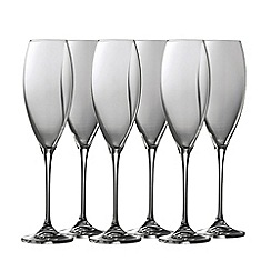 Galway Living - Clarity flute set of 6