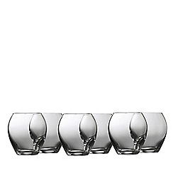 Galway Living - Clarity tumbler set of 6