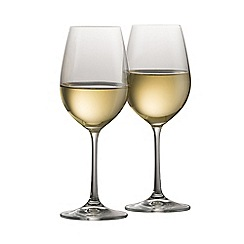 Galway Living - Elegance pair of white wine glasses