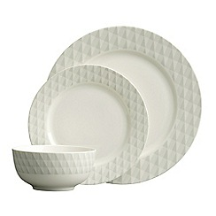 Aynsley China - Geo 12 piece set