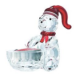 Galway Living - Magical crystal Christmas bear votive