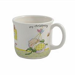 Aynsley China - My Christening Mug