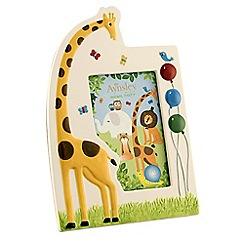Aynsley China - Jolly giraffe frame