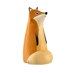 Aynsley China - Frugal fox money box