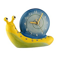 Aynsley China - Snail table clock