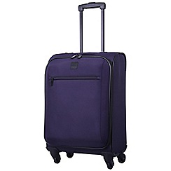 Tripp - Grape 'Full Circle' 4 wheel cabin suitcase
