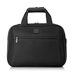 Tripp - Black 'Full Circle' flight bag