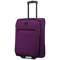 Tripp - Mulberry 'Glide Lite III' 2 wheel cabin suitcase
