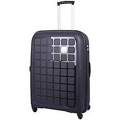 Tripp - Black II 'Holiday 5' large 4 wheel suitcase