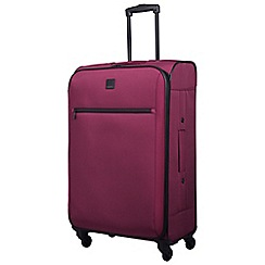 Tripp - Scarlet 'Full Circle' 4 wheel medium suitcase