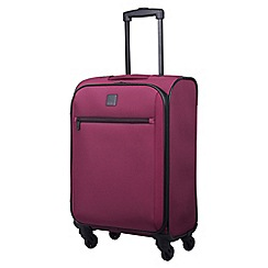Tripp - Scarlet 'Full Circle' 4 wheel cabin suitcase