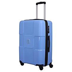 Tripp - Chambray 'World' 4 wheel medium suitcase