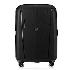 Tripp - Black 'Ultimate Lite II' large 4-wheel Suitcase