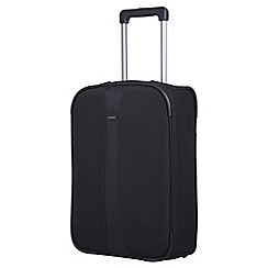 Tripp - Black 'Superlite III' 2 wheel cabin suitcase