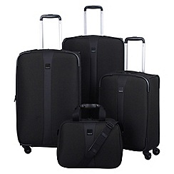Tripp - Superlite 4W  luggage range black
