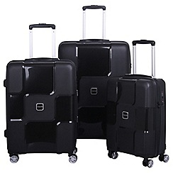 Tripp - World II range in black
