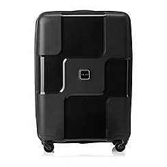 Tripp - Black II 'World' 4 wheel medium suitcase