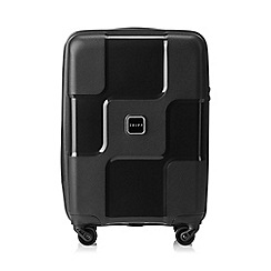 Tripp - Black 'World' II 4-Wheel cabin suitcase