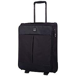 Tripp - Black 'Style Lite' cabin 2 wheel suitcase