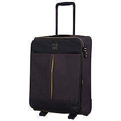 Tripp - Graphite 'Style Lite' cabin 2wheel exp suitcase