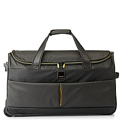 Tripp - Graphite 'Style Lite' large wheel duffle