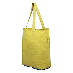Tripp - Citron 'Accessories' Zip Around holdall