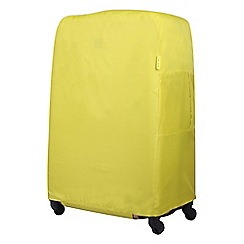 Tripp - Citron 'Accessories' Large suitcase cover