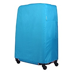 Tripp - Ultramarine 'Accessories' medium suitcase cover