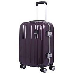 Tripp - Amethyst 'Absolute Lite II' cabin 4-wheel suitcase