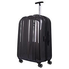 Tripp - Slate 'Absolute Lite zip' 4-wheel large suitcase