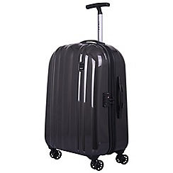 Tripp - Slate 'Absolute Lite zip' 4-wheel medium suitcase