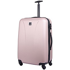 Tripp - Champagne 'Lite' medium 4-wheel Suitcase