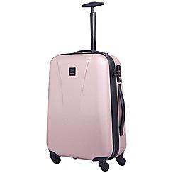 Tripp - Champagne 'Lite' cabin 4-wheel Suitcase