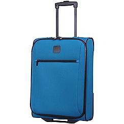 Tripp - Turquoise 'Glide Lite III'  2w cabin suitcase