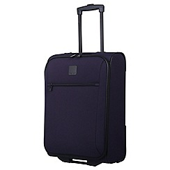 Tripp - Midnight 'Glide Lite III' 2-wheel cabin suitcase