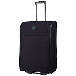 Tripp - Black 'Glide Lite III' medium 2 wheel suitcase