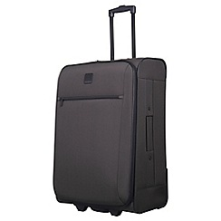 Tripp - graphite  'Glide Lite III' 2-wheel medium suitcase