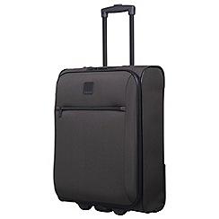 Tripp - graphite 'Glide Lite III' 2-wheel cabin suitcase