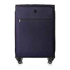 Tripp - grape 'Full Circle' medium 4-wheel suitcase